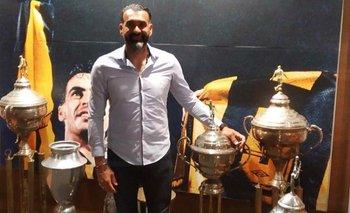 Robert Lima, uno de los símbolos del segundo quinquenio de Peñarol