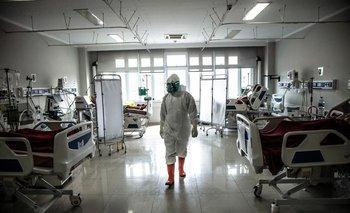 El Sinae actualizó los datos relativos al avance de la pandemia en Uruguay