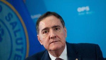 Jarbas Barbosa es el subdirector de la Organización Panamericana de la Salud