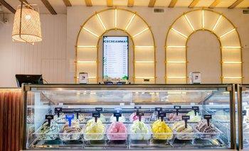 Una heladería premium abrió un local en Punta Carretas y piensa expandirse.