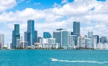 """Miami se está beneficiando de """"la descentralización que provocó la pandemia"""""""
