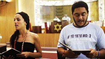 """""""No seremos muchos, pero quiero decirte que la comunidad judía en Cuba está ahora muy viva"""", afirma por su parte Jaime Cheni, judío sefardita"""