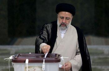 Ebrahim Raisi fue elegido nuevo presidente de Irán