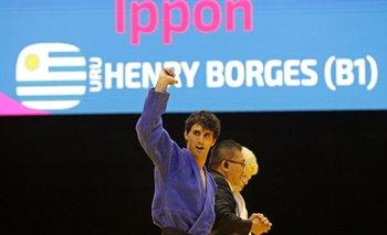 Henry Borges clasificó a los Paralímpicos de Tokio 2020
