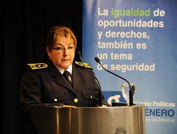 Blanca Olivera ocupa cargos en el gobierno desde los gobiernos del Frente Amplio