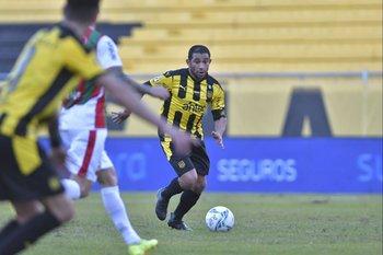 Walter Gargano, la vuelta con gol
