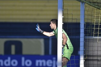 Danilo Lerda armó la barrera, pero...