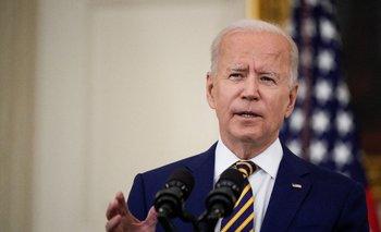 """""""Hay varias cosas que consideraríamos hacer para ayudar al pueblo cubano"""", señaló Biden, pero no quiere que el gobierno se beneficie de ellas, sostuvo"""