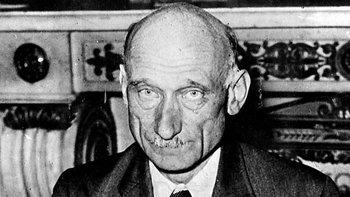 """Robert Schuman, considerado como uno de los """"padres"""" fundadores de la Europa moderna, ha sido puesto en el camino hacia la santidad en la Iglesia católica"""
