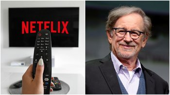 Steven Spielberg se suma a Netflix