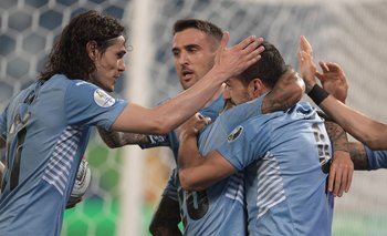 Uruguay jugará tres partidos en una semana por las Eliminatorias para el Mundial de Catar 2022