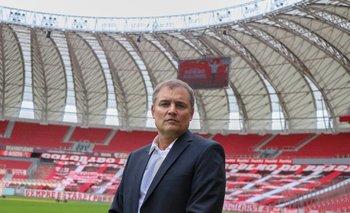 Diego Aguirre habló de la selección uruguaya