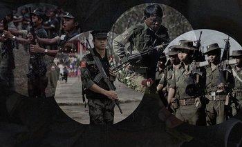 Antes del golpe, al frente del país se encontraba Aung San Suu Kyi