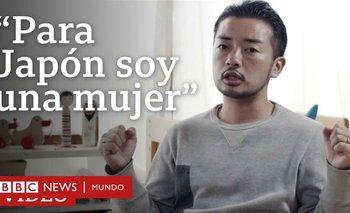 Fumino Sugiyama es un hombre transgénero a quien Japón no reconoce como hombre