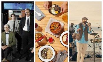 Series, gastronomía y música, en el Pícnic de esta semana