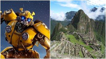 Los robots de la franquicia llegarán a la ciudadela inca