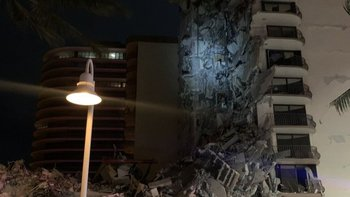 Las autoridades locales reportaron 159 personas desaparecidas, cuatro muertas y 35 rescatadas