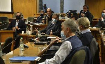 Diputados de la coalición se reunieron con representantes del equipo económico por la Rendición de Cuentas