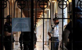 El ataque tomó lugar en el monasterio Petraki en Atenas