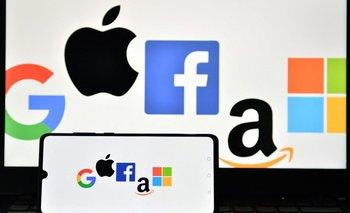 Las grandes empresas tecnológicas bajo la mirada regulatoria.