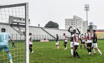 Deportivo Maldonado y Progreso empataron 1-1