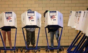 Los votantes en Nueva York usaron por primera vez un sistema que les permite formar un ranking de cinco candidatos preferidos.
