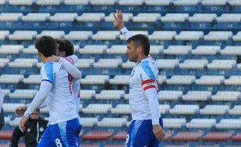 Otro gol de Bergessio