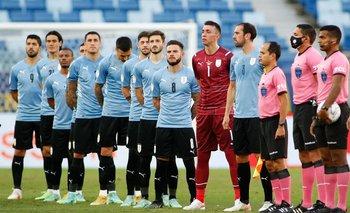Uruguay enfrenta a Colombia