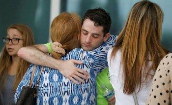 Se confirmó la desaparición de tres uruguayos