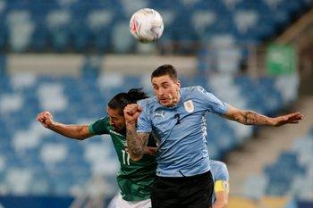 Uruguay - Bolivia fue lo más visto del jueves