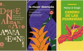 Hay nuevas reediciones de autoras uruguayas