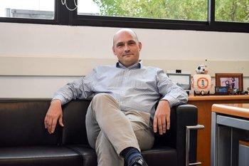Daniel Brignardello, country manager de Evertec en Uruguay yvicepresidente de servicio de procesamiento de pagos y prevención de fraude.