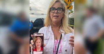La madre de Magaly Ramsey es una de las desaparecidas