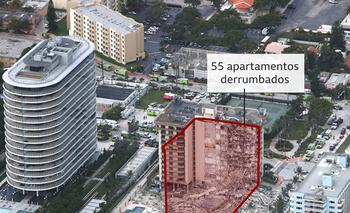 El edificio tiene 12 plantas