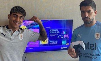Suárez le ganó a Torres a la play