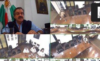 El Congreso de la Federación Rural se realizó de forma virtual