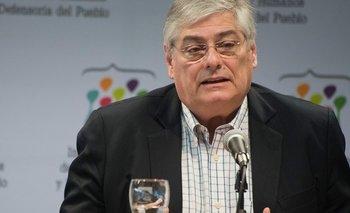 Wilder Tayler, presidente de la INDDHH