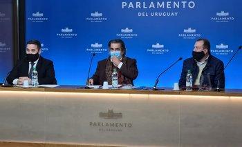 Gustavo Zubía y otros diputados hicieron el planteo