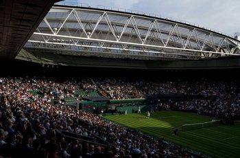 La pasada edición de Wimbledon no pudo llevarse a cabo por la pandemia