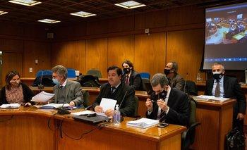 El ministro estuvo en la Comisión de Ganadería del Senado