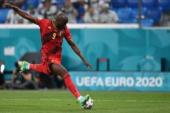 Romelu Lukaku, el temible delantero de Inter y Bélgica