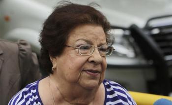 Vilma Núñez trabaja desde hace décadas en temas de derechos humanos en Nicaragua
