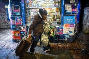 El Mides y el Ministerio del Interior realizan operativos conjuntos para asistir a las personas en situación de calle durante la ola de frío polar