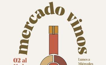 En Mercado Vinos de Punta Carretas e Iberpark se van a exhibir y vender las mejores etiquetas