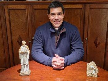 Fabián Antúnez se desempeña actualmente como rector del Colegio Seminario