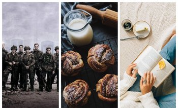 Series, gastronomía y libros, en el Picnic de esta semana