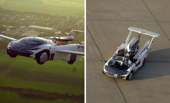 Su creador dijo que puede volar unos 1.000 km a una altura de 2.500 metros, y que ha registrado hasta el momento 40 horas en el aire.
