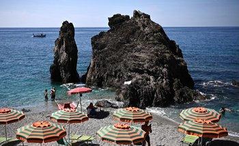 Playa de Monterosso (Italia)