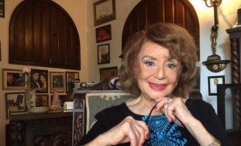 La guionista fue la creadora de algunas de las telenovelas de finales del siglo XX