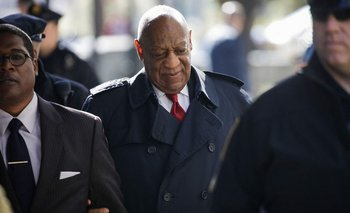 Bill Cosby salió de la cárcel este miércoles